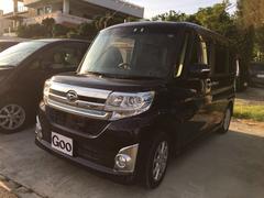 沖縄の中古車 ダイハツ タント 車両価格 148万円 リ済込 平成27年 4.3万K パープル