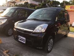 沖縄の中古車 スバル ステラ 車両価格 32万円 リ済込 平成21年 8.5万K ブラック
