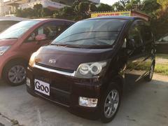 沖縄の中古車 ダイハツ ムーヴ 車両価格 39万円 リ済込 平成20年 3.2万K パープル