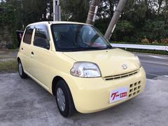 沖縄の中古車 ダイハツ エッセ 車両価格 19万円 リ済込 平成20年 3.8万K イエロー