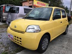 沖縄の中古車 ダイハツ エッセ 車両価格 28万円 リ済込 平成22年 2.5万K イエロー