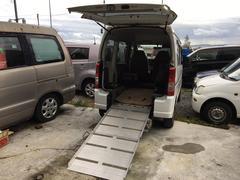 沖縄の中古車 スズキ エブリイワゴン 車両価格 39万円 リ済込 平成19年 18.9万K ホワイト