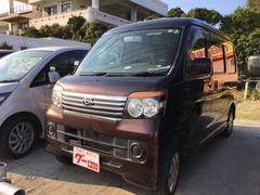 沖縄の中古車 ダイハツ アトレーワゴン 車両価格 52万円 リ済込 平成20年 6.0万K パープル