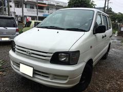 沖縄の中古車 トヨタ タウンエースバン 車両価格 28万円 リ済込 平成9年 28.0万K ホワイト