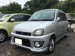 沖縄の中古車 スバル プレオ 車両価格 22万円 リ済込 平成14年 8.5万K シルバー