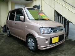 沖縄の中古車 三菱 トッポ 車両価格 26万円 リ済込 平成21年 7.5万K ピンク