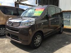沖縄の中古車 ホンダ ライフ 車両価格 47万円 リ済込 平成23年 10.7万K ライトブラウン