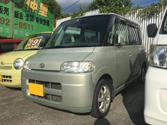 沖縄の中古車 ダイハツ タント 車両価格 17万円 リ済込 平成16年 5.8万K ライトゴールド