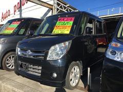 沖縄の中古車 スズキ パレット 車両価格 39万円 リ済込 平成20年 12.0万K ブラック