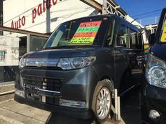 沖縄の中古車 ダイハツ タント 車両価格 46万円 リ済込 平成20年 9.5万K グレーM