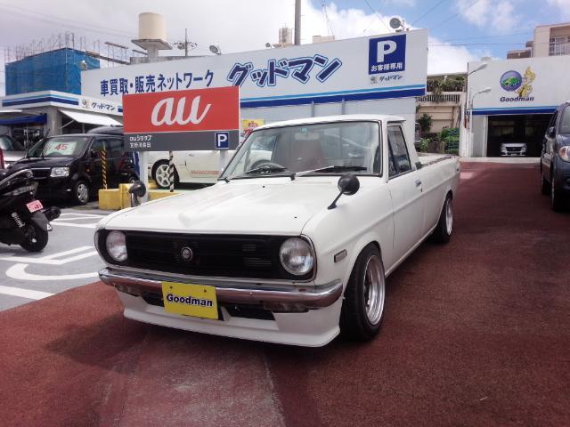 サニートラック(日産)中古車画像