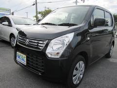 沖縄の中古車 スズキ ワゴンR 車両価格 70万円 リ済別 平成25年 4.1万K ブラック
