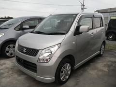 沖縄の中古車 スズキ ワゴンR 車両価格 52万円 リ済込 平成21年 9.8万K シルバー