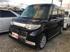 沖縄の中古車 ダイハツ タント 車両価格 ASK リ済込 平成20年 9.4万K 紺