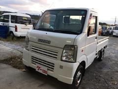 沖縄の中古車 スズキ キャリイトラック 車両価格 ASK リ済込 平成16年 4.1万K ホワイト