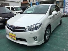 沖縄の中古車 トヨタ SAI 車両価格 109万円 リ済込 平成23年 8.0万K パールホワイト