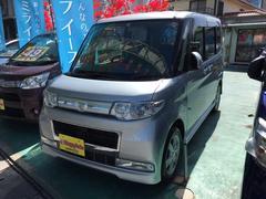 沖縄の中古車 ダイハツ タント 車両価格 59万円 リ済込 平成20年 8.9万K シルバーM
