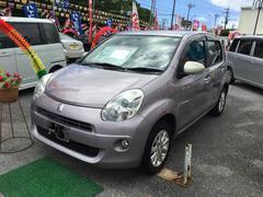 沖縄の中古車 トヨタ パッソ 車両価格 63万円 リ済込 平成24年 3.5万K ライトパープル