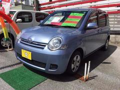 沖縄の中古車 トヨタ シエンタ 車両価格 65万円 リ済込 平成24年 3.2万K ライトブルー