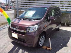 沖縄の中古車 ダイハツ ムーヴ 車両価格 72万円 リ済込 平成25年 3.0万K ライトパープルM