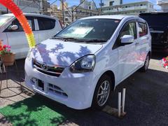 沖縄の中古車 ダイハツ ミライース 車両価格 56万円 リ済込 平成24年 3.0万K ライトブルー