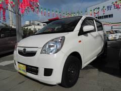 沖縄の中古車 ダイハツ ミラ 車両価格 29万円 リ済込 平成21年 9.7万K ホワイト