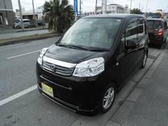 沖縄の中古車 ホンダ ライフ 車両価格 47万円 リ済込 平成23年 9.8万K ブラックII