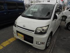 沖縄の中古車 ダイハツ ムーヴ 車両価格 33万円 リ済込 平成18年 11.6万K パールM