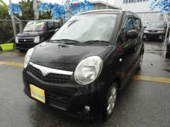 沖縄の中古車 スズキ MRワゴン 車両価格 28万円 リ済込 平成19年 4.7万K ブラックII