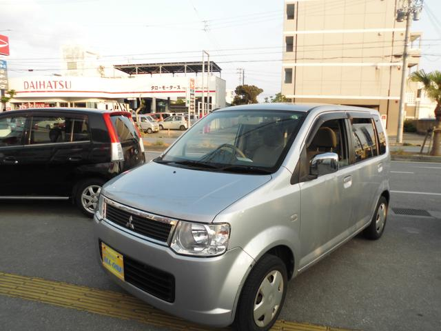 三菱 eKワゴン  (車検整備付)