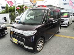 沖縄の中古車 ダイハツ タント 車両価格 44万円 リ済込 平成21年 10.4万K パープルII
