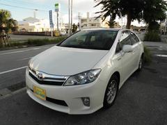 沖縄の中古車 トヨタ SAI 車両価格 93万円 リ済込 平成22年 9.9万K ホワイトII