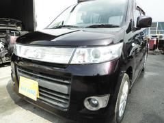 沖縄の中古車 スズキ ワゴンRスティングレー 車両価格 49万円 リ済込 平成21年 9.5万K パープルII
