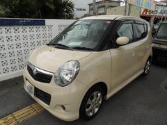 沖縄の中古車 スズキ MRワゴン 車両価格 24万円 リ済込 平成20年 9.1万K ベージュ