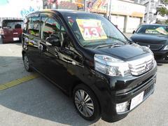 沖縄の中古車 ホンダ ライフ 車両価格 38万円 リ済込 平成23年 10.2万K ブラックII