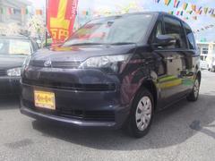 沖縄の中古車 トヨタ スペイド 車両価格 88万円 リ済別 平成25年 7.3万K パープル