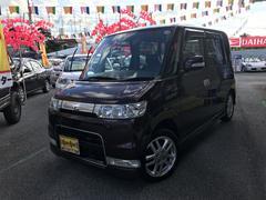沖縄の中古車 ダイハツ タント 車両価格 39万円 リ済別 平成18年 7.1万K パープル