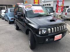 沖縄の中古車 スズキ ジムニー 車両価格 75万円 リ済込 平成21年 14.5万K ブラック