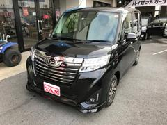 沖縄の中古車 ダイハツ トール 車両価格 ASK リ済別 平成29年 5K ブラック