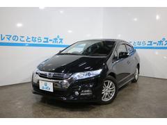 沖縄の中古車 ホンダ インサイトエクスクルーシブ 車両価格 135万円 リ済別 平成24年 4.2万K ブラック