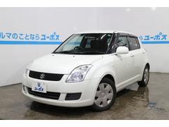 沖縄の中古車 スズキ スイフト 車両価格 45万円 リ済別 平成21年 5.8万K ホワイトパール