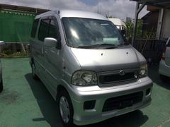 沖縄の中古車 トヨタ スパーキー 車両価格 20万円 リ済込 平成13年 10.4万K シルバー