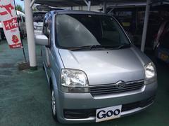 沖縄の中古車 ダイハツ ムーヴ 車両価格 11万円 リ済込 平成14年 14.3万K シルバー