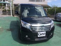 沖縄の中古車 スズキ ソリオ 車両価格 169万円 リ済込 平成28年 0.6万K ブラック