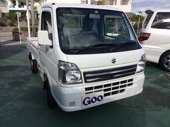 沖縄の中古車 スズキ キャリイトラック 車両価格 69万円 リ済込 平成29年 0.2万K ホワイト