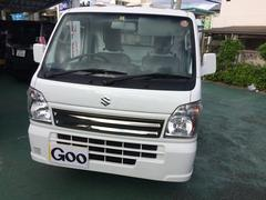 沖縄の中古車 スズキ キャリイトラック 車両価格 79万円 リ済込 平成29年 0.2万K ホワイト