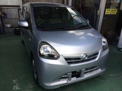 沖縄の中古車 ダイハツ ミライース 車両価格 48万円 リ済込 平成24年 1.1万K シルバー