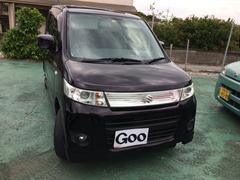 沖縄の中古車 スズキ ワゴンR 車両価格 39万円 リ済込 平成20年 4.3万K パープルII
