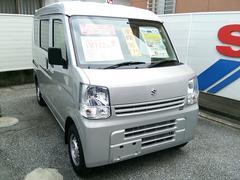 沖縄の中古車 スズキ エブリイ 車両価格 108万円 リ済込 平成28年 7K シルバー
