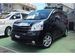 沖縄の中古車 トヨタ ノア 車両価格 63万円 リ済込 平成20年 10.2万K ブラック